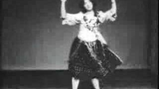 women in vaudeville