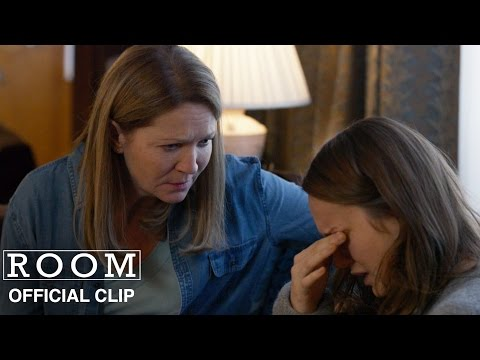 Room | Mother Daughter | Official Clip HD | A24