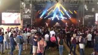 "Bombino ""Tenere"" live@Solidays/Paris June 29th 2013"