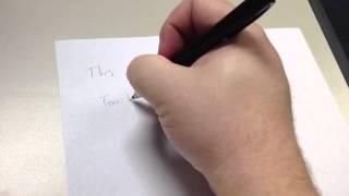 The uni-ball Kuru Toga, Self-Sharpening Mechanical Pencil [REVIEW] Deemable Tech