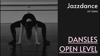 Jazzdance : Les open level