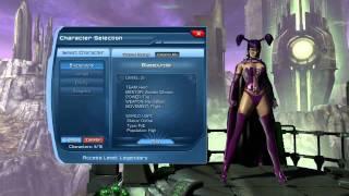 Let's Play DC Universe Online - Guild Recruitment - Server Visits