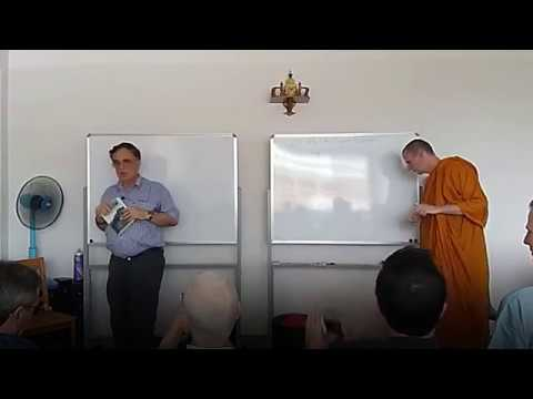 Mahamudra and Dzochen - lecture with Dr Georges Dreyfus (rough cut)