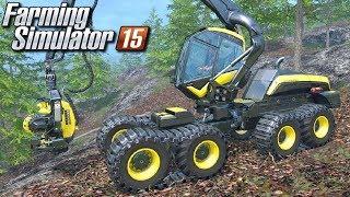 Leśnictwo - Farming Simulator 15 | (#8)