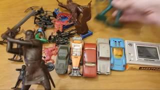 Бизнес на десятки тысяч гривен.Детские игрушки СССР.