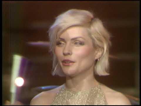 American Bandstand 1979- Interview Blondie