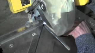 Как сделать мебельные фасады с алюминиевой кромкой?