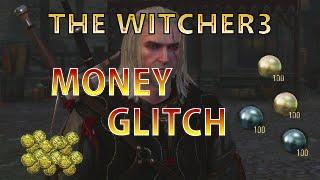 THE WITCHER 3 MONEY GLITCH FÜR EINSTEIGER