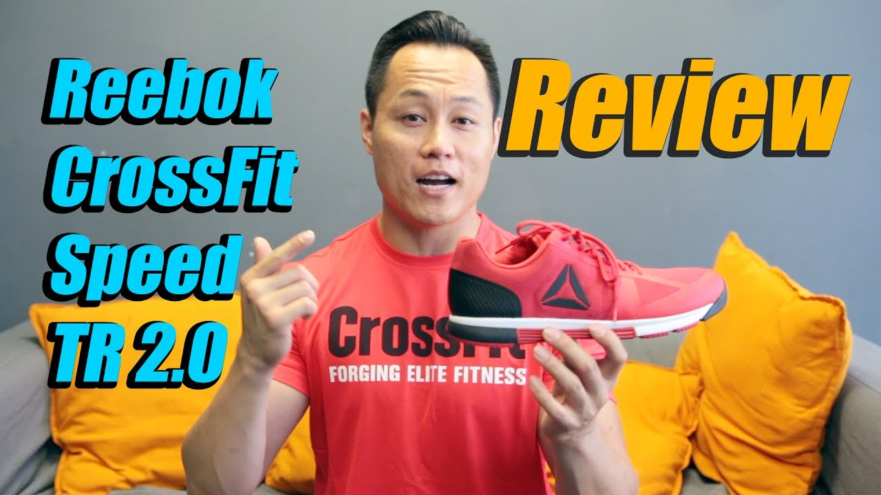 ba34a2429b047b Reebok Speed TR 2.0 Review - YouTube