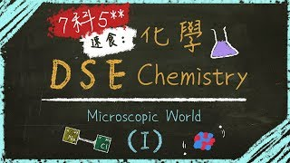 【DSE 7科5**】4分鐘速食 | DSE Chem化學#2: Periodic Table元素週期表