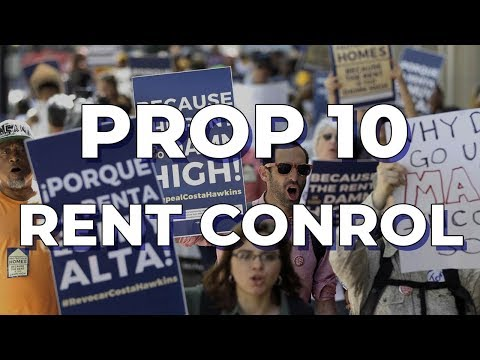 California Prop 10: What Happens If Rent Control is Allowed?