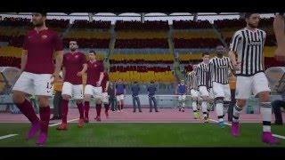 JUVENTUS zu GAST #05 AS Rom Karriere | Fifa 16 |