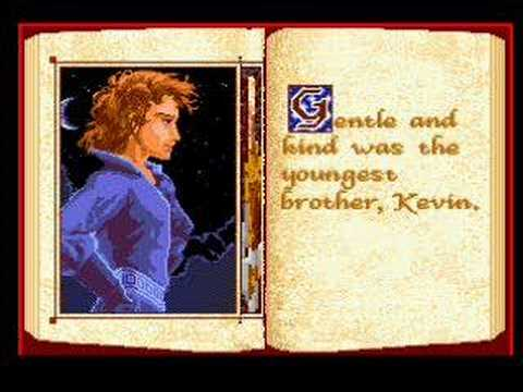 Faery Tale Adventure: Sega Megadrive