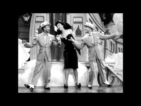 "The Nicholas Brothers and Dorothy Dandridge - ""Chattanooga Choo Choo"" (1941)"