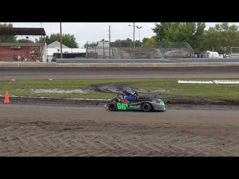 Sep 14 Junior 1 Heat (2) - Arlington Raceway
