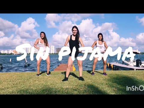 Sin Pijama - Becky G ft Natti Natasha / Zumba fitness Choreo inspired by Moreno Dance adapted by DNZ