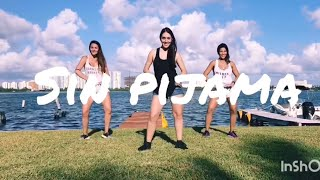 Sin Pijama - Becky G ft Natti Natasha / Zumba fitness Choreo inspired by Moreno Dance adapted by DNZ