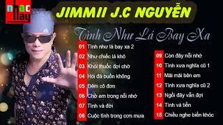Jimmy Nguyễn Top Hits (Vol 1) - Tuyển Chọn Những Bài Hát Hay Nhất   Tình Như Lá Bay Xa ...