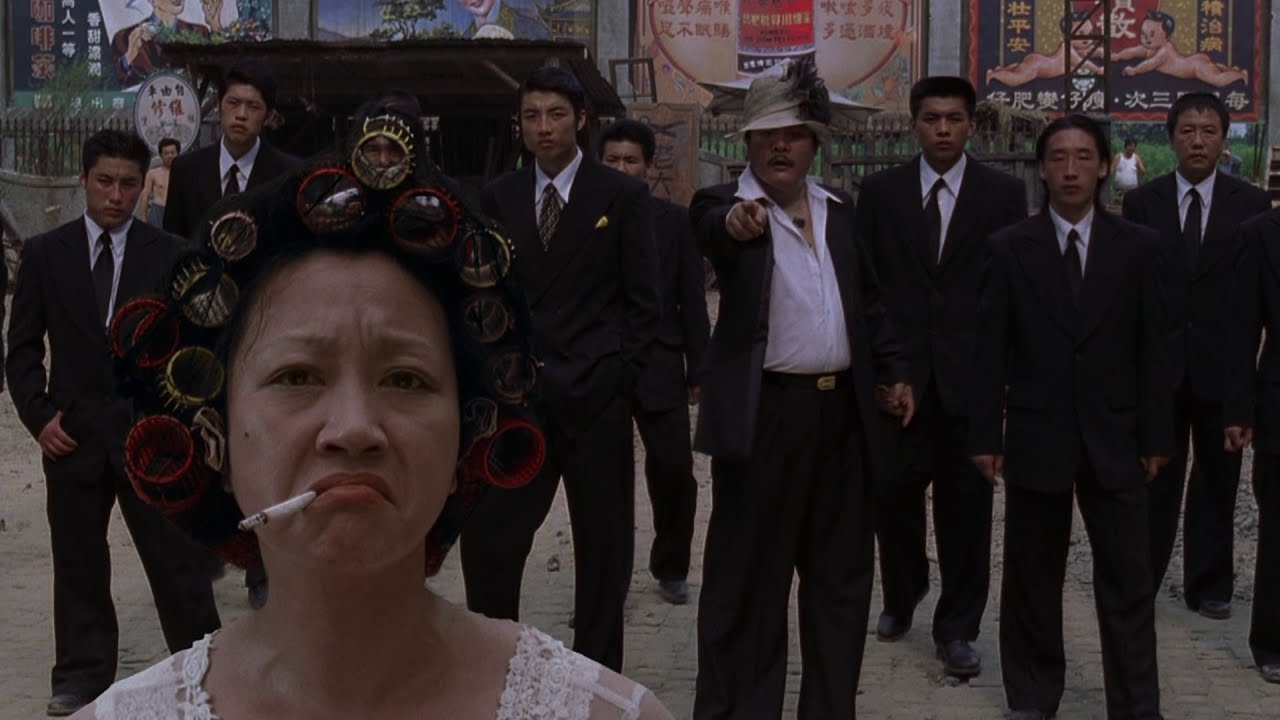 Download Kung Fu Hustle   Axe Gang Fight