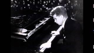 Emil Gilels in Prague 1958, Beethoven Piano Concerto No.4 in G major Op.58, Kurt Sanderling