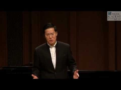 Marilyn Horne Song Competition Part 1 August 4, 2016