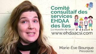 Présentation site web EHDAAcsî