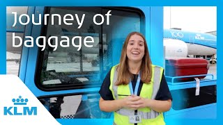 KLM Intern On A Mission - The journey of baggage screenshot 5