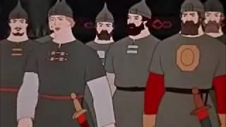 Сказка о царевне и семи богатырях.( в камеди оранжировке)