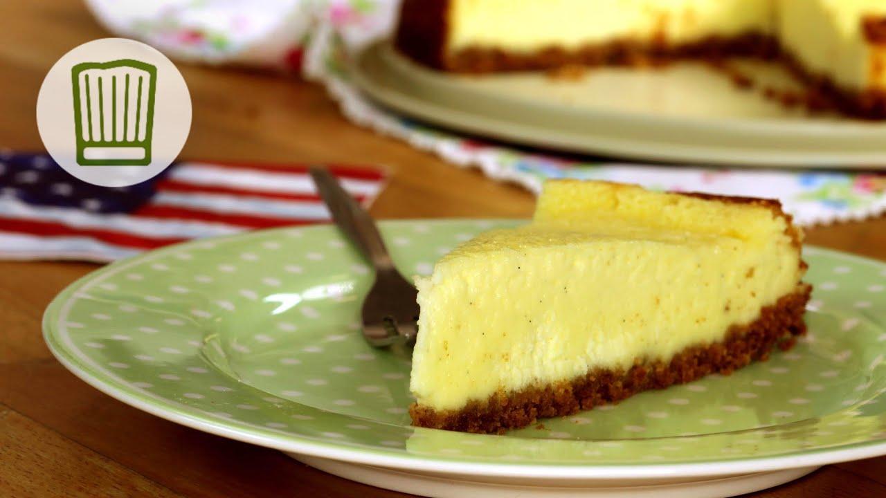 new york cheesecake das rezept zum gl ck chefkoch youtube. Black Bedroom Furniture Sets. Home Design Ideas