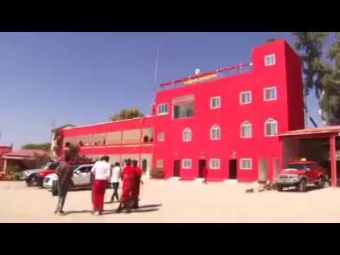 Xisbiga UCID Oo Shahaado Sharaf Guddoonsiiyey Taliyaha Dab Damiska Somaliland Axmed Sawaaxili