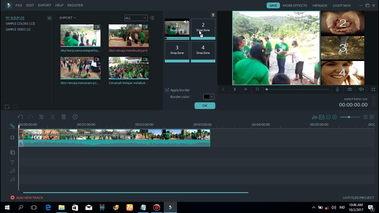 Cara Membuat Dua Atau Lebih Video Dalam Satu Layar Youtube