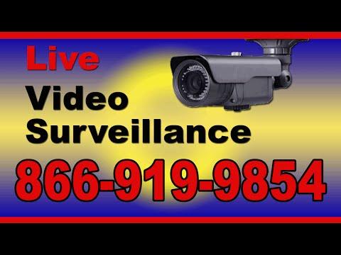 Live Video Monitoring Service Odessa TX|866-919-9584|Odessa Video Surveillance Services