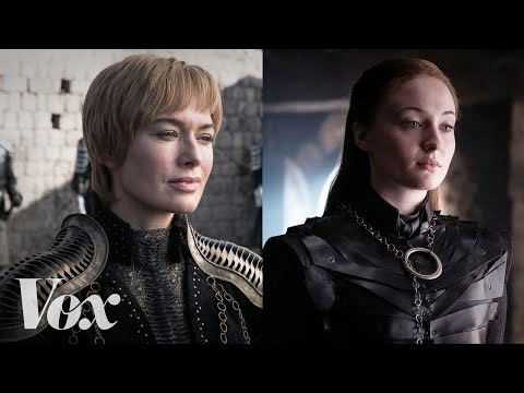 How Game of Thrones uses costume design to show power