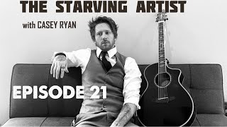 The Starving Artist with Casey Ryan - Episode 21: Jerad Finck (Blazar)