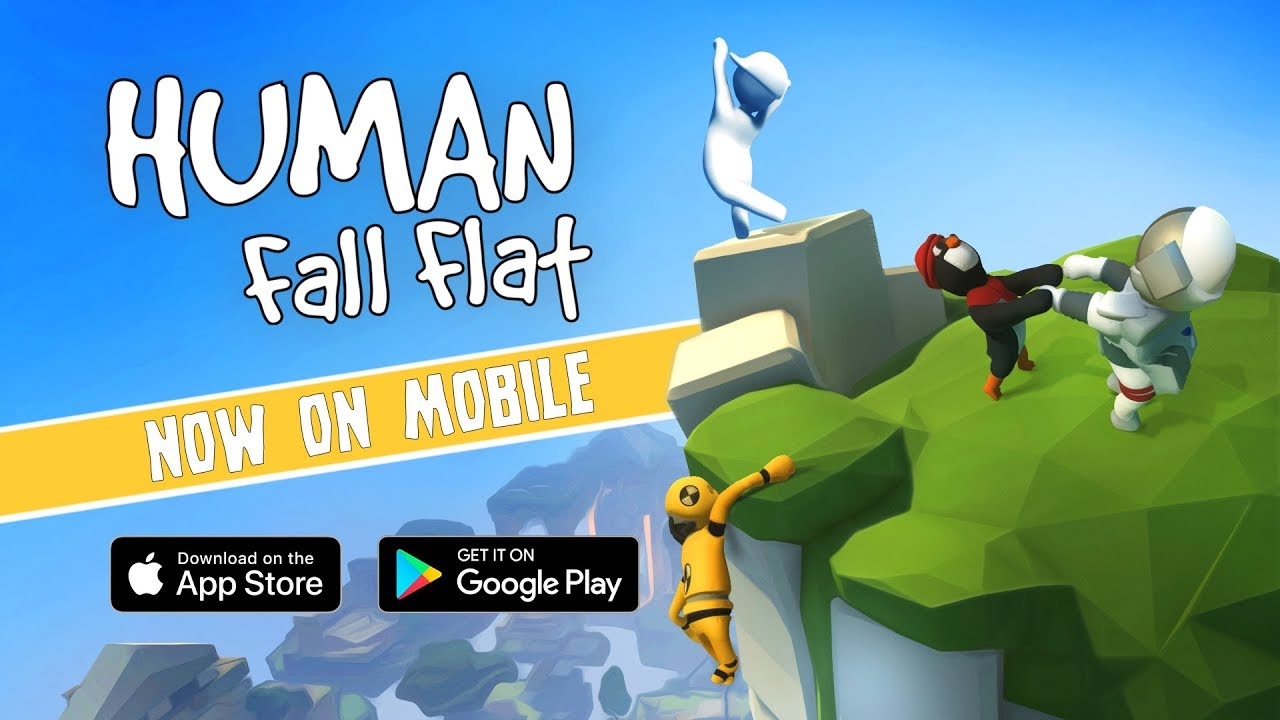 Human: Fall Flat is now available for Android - Android