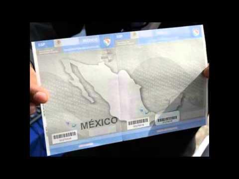 Legalizacion de vehiculos sin presentar en la frontera!!!