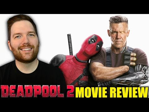 Deadpool 2 – Movie Review