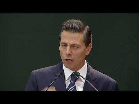 Ya se que no aplauden dice Peña Nieto en evento