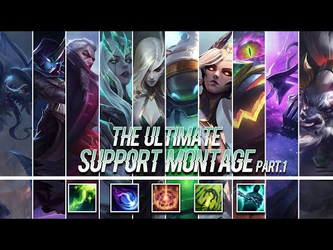 THE ULTIMATE SUPPORT MONTAGE OF 2020 ( Part.1/3 )