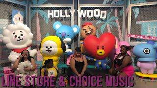 kcon vlog; so no life size tata? |line and choice music| 190815