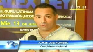 ALEX DEY - ENTREVISTA EN CANAL N - Coach. Jorge Luis