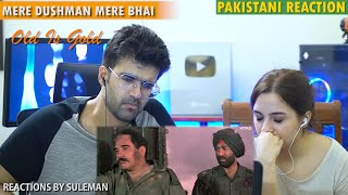 Pakistani Couple Reacts To Mere Dushman Mere Bhai | Border |Sunny Deol , Sunil Shetty