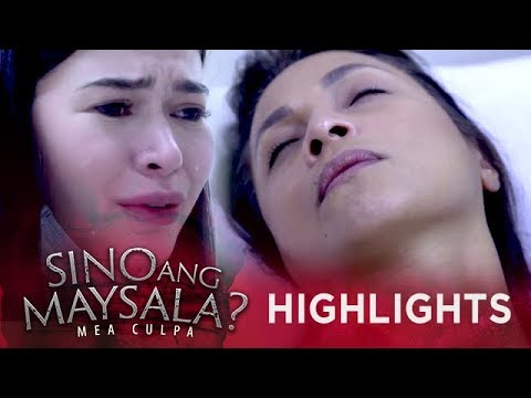 Juris Mourns After Dolores' Death | Sino Ang Maysala (With Eng Subs)