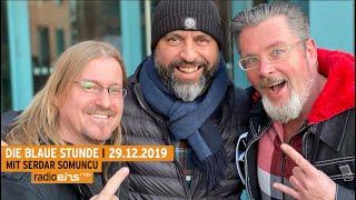 Die Blaue Stunde #136 vom 29.12.2019 mit Serdar, Knicki und Kröte