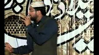Qari Muhammad Nadeem Awan START Mehfil e Naat at RUPAR SHAREEF 1