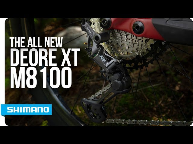12-speed Shimano XT and SLX is here