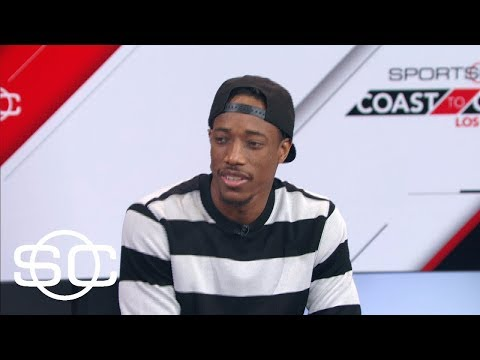 DeMar DeRozan looking forward to facing Kyrie Irving | SportsCenter | ESPN