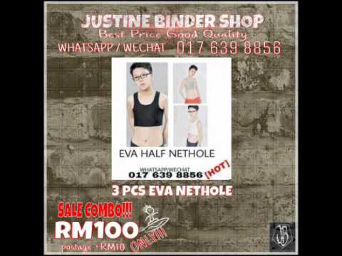 JUSTINE BINDER SHOP (BINDER FOR TOM)