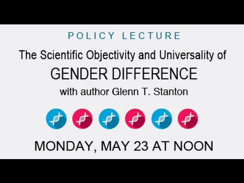 The Scientific Objectivity and Universality of Gender Difference