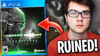 MW2 REMASTERED IS RUINED... (No Multiplayer in Modern Warfare 2 Remastered)
